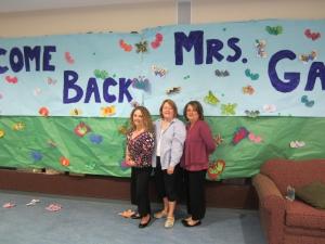 mrs. Gates and Teachers